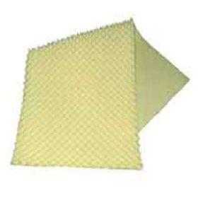 Mattress Overlay Eggcrate Dermacare 72 L X 32 W X 2 H Inch