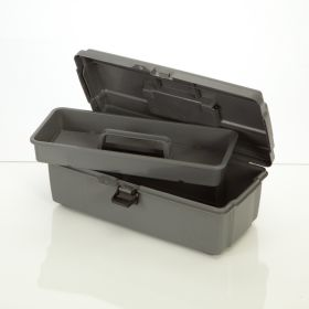 Med Surg Box with Lift Out Tray, 14 inch