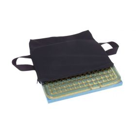 AliMed  T-Gel  Checkerboard Bariatric Cushion with T-Foam