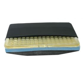 AliMed  T-Gel  Checkerboard Bariatric Cushion w/SSI