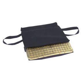 AliMed  T-Gel  Checkerboard Cushion w/Solid Seat Insert