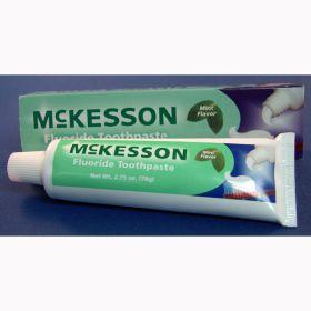McKesson 16-9570 Mint Toothpaste-144/Case