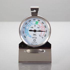 Stainless Steel Refrigerator-Freezer Thermometer, Dry Storage