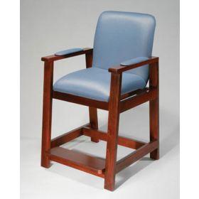Drive Medical 17100 Wooden High Hip Chair