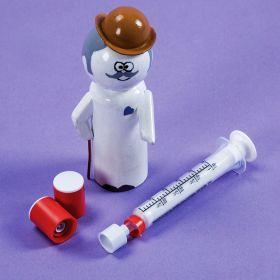 Tamper-Evident Tip Caps for Comar Oral Dispensers