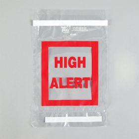 High Alert Tamper-Indicating Bags, 6 x 8