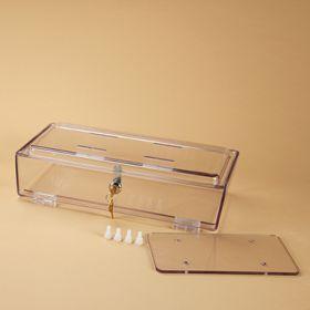 Easy Mount Deluxe Single-Locking Refrigerator Box