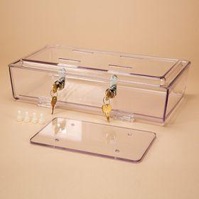Easy Mount Deluxe Double-Locking Refrigerator Box