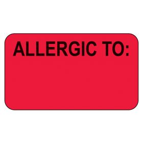 Allergic To Labels