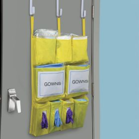 """Personal Protection Door Caddy - 25""""W x 33""""H"""