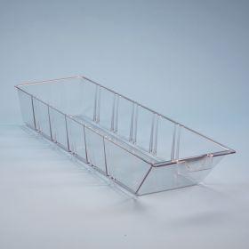 Bin for Omnicell Shelf Zones, Medium, 5.5x3x21