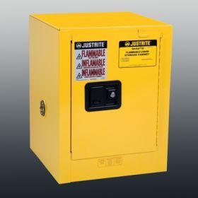 Countertop Safety Cabinet, 4-Gallon