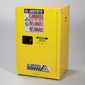 Countertop Safety Cabinet, 12-Gallon