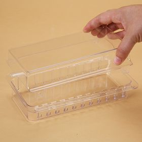 Full Cover for Compact Tray - Clear