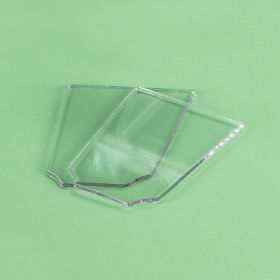 Dividers for Small Clear Bin for Omnicell Shelf Zones
