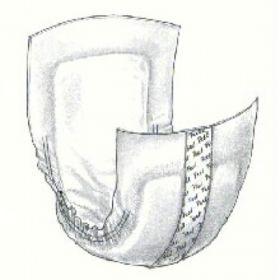 Covidien 181B30 Maxi Care Beltless Undergarments-120/Case