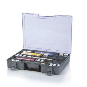 Briefcase Drug Box - 1821