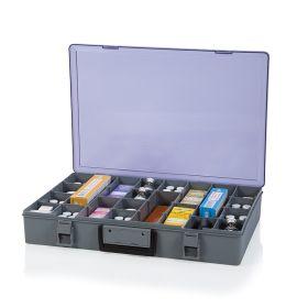 Briefcase Drug Box, Large