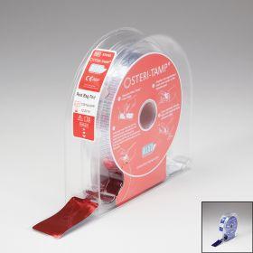 Steri-Tamp Bag Port Seals, Red