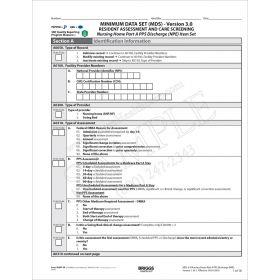 MDS 3.0 Nursing Home Part A PPS Discharge (NPE) Item Set, V1.16.1