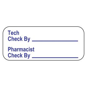 Tech Check By Labels