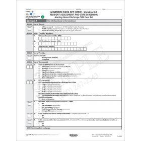 MDS 3.0 Nursing Home Discharge (ND) Item Set, V1.16.1