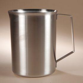 Stainless Steel Beaker, 4,000mL