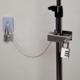 IV Pole Securing System