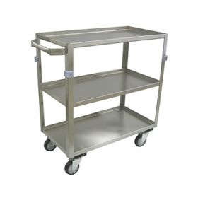 Stainless Steel Cart  3 Shelf
