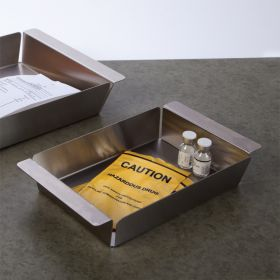 Stainless Steel Tray, Small