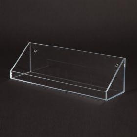 Shelf with Lip for Organizing Wall Board