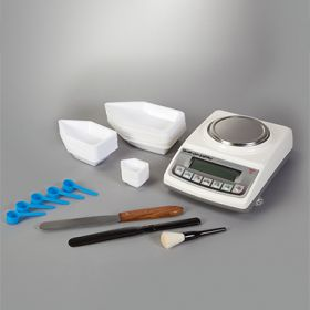 Weighing Kit w/HCL Class II Scale, 220g, Internal Calibration