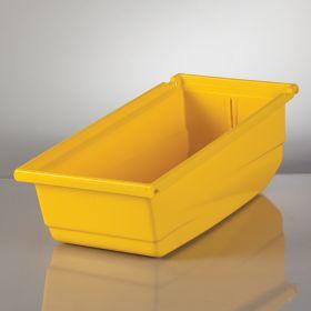 Universal Hanging Bin, 8x6.5x17.5 - Yellow