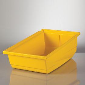 Universal Hanging Bin, 11x6.5x17.5  - Yellow
