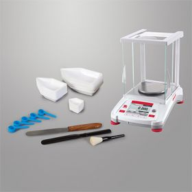 Weighing Kit w/Ohaus Scale, 420g, Internal Calibration