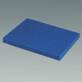 Pinch and Pull Foam Grid Pad, 1.25 Inch H