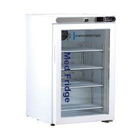 ABS Freestanding Pharmacy/Vaccine Refrigerator, 2.5 cu. ft.