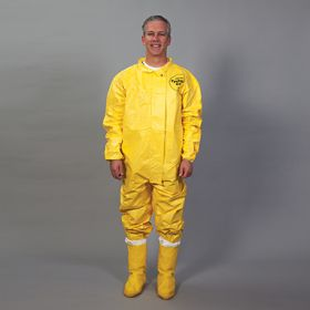 Tychem QC Coveralls Large,