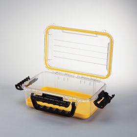 Waterproof Storage Box, Medium, Yellow