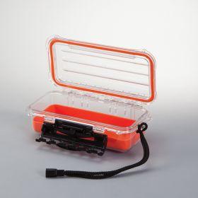 Waterproof Storage Box, Small, Orange