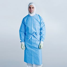 Sterile Protective Chemotherapy Aprons w/ Sleeves