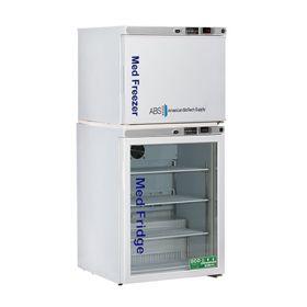 ABS Pharmacy/Vaccine Refrigerator/Freezer Combo Unit, 7 cu. ft.