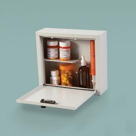 Steel Drug Box with Combination Lock