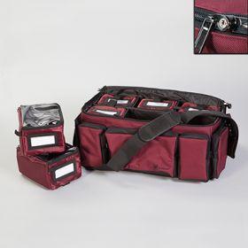 Locking Medication Transport Bag