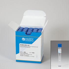 Saline, 0.85%, 2mL