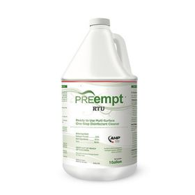 PREempt One-Step Surface Cleaner and Disinfectant, 1 gallon