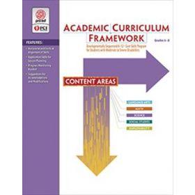 Academic Curriculum Framework: Grades 6-8 (Middle School)