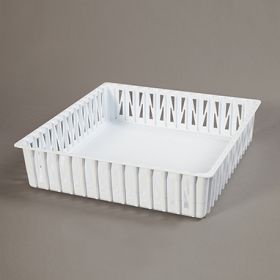 Vented Refrigerator Tray, 21x5x20