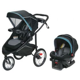 Modes Jogger Click Connect Travel System with SnugLock