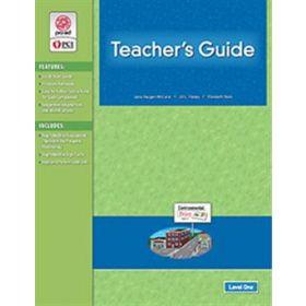 Environmental Print Teacher's Guide